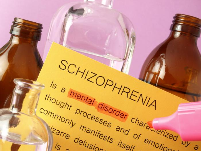 schizophrenia  symptoms  causes  and treatments