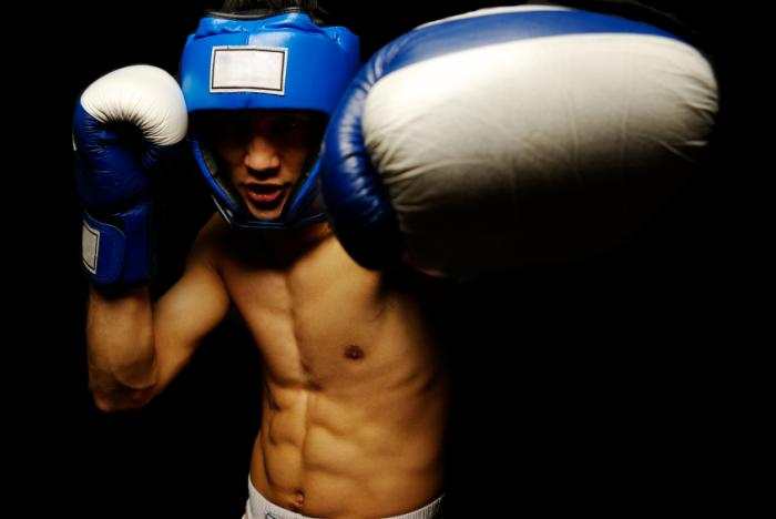 how to avoid brain damage in boxing
