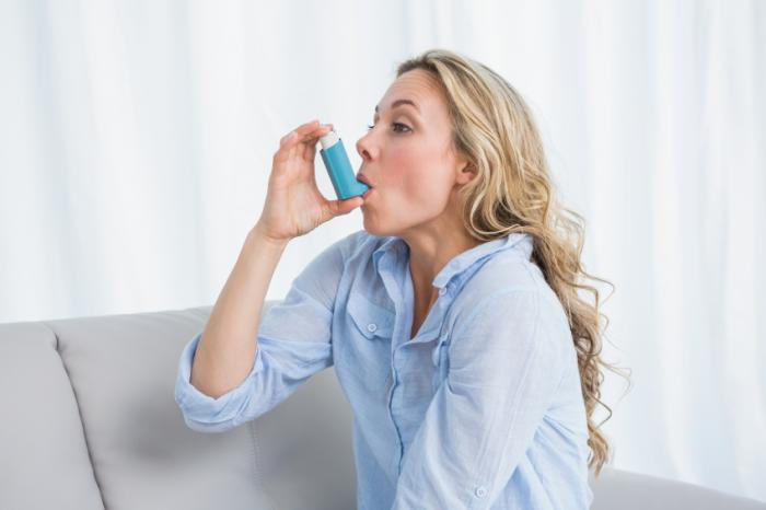 Research papers describing allergic asthma and its treatment
