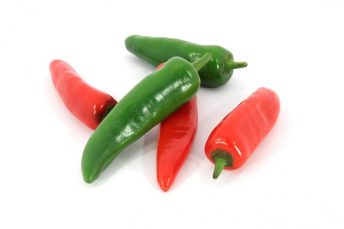 Pepper for a member