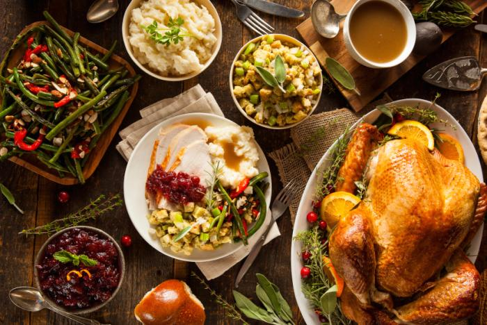 Healthy thanksgiving the science of overeating and for What to eat on thanksgiving dinner