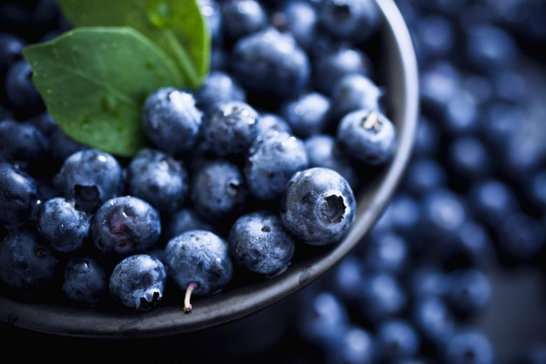 Weight Loss blue berries