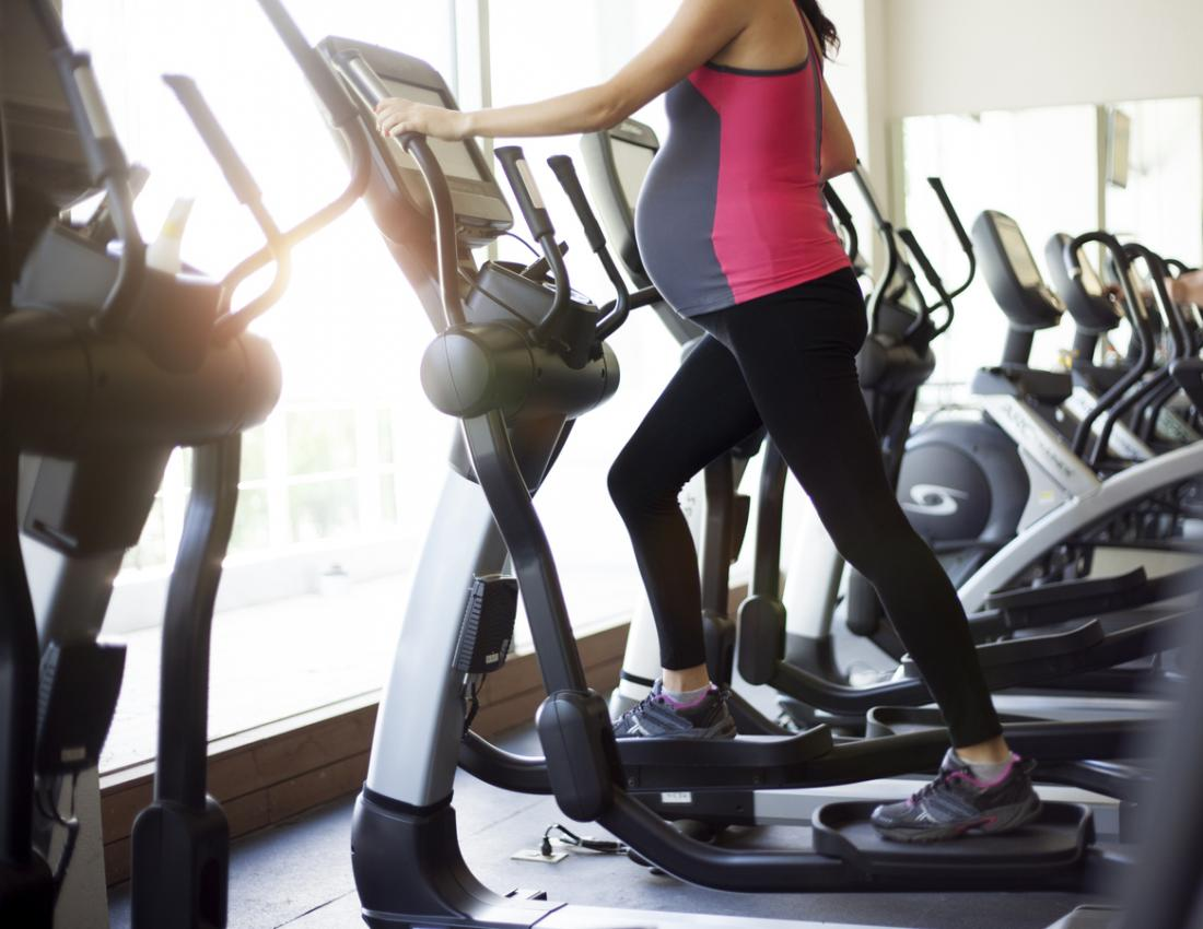 Exercise tips for pregnancy