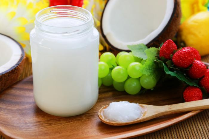 coconut oil news articles