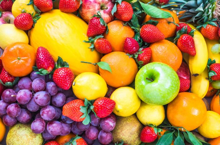 Eating fresh fruits daily may reduce your risk of cardiovascular ...