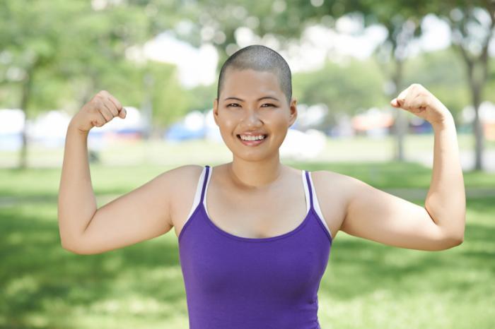 Image result for photo of cancer survivor