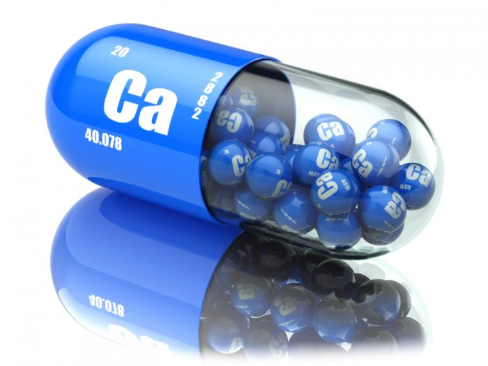 dementia risk increased with calcium supplements in