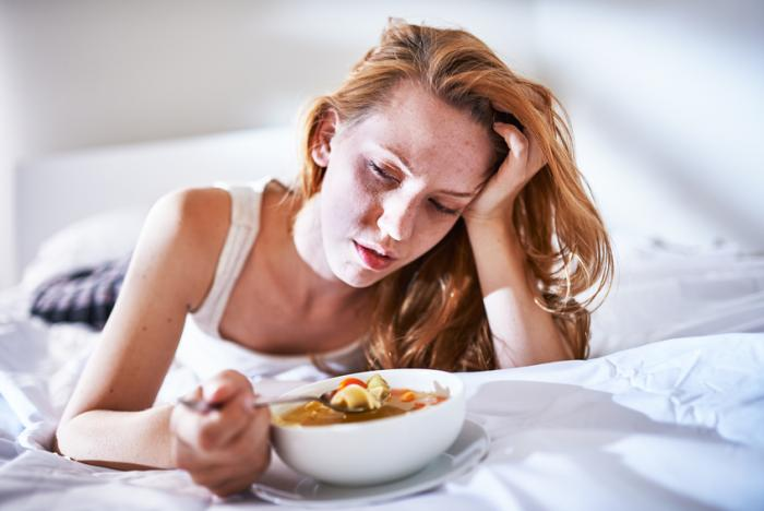 Should you feed a cold and starve a fever? Study investigates