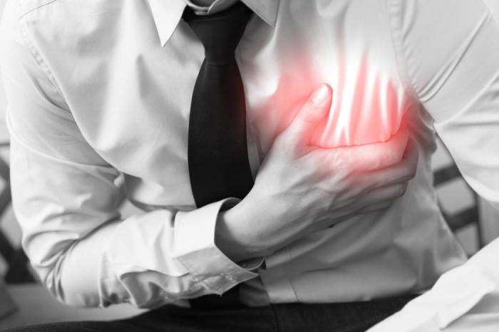 Heart attack essay