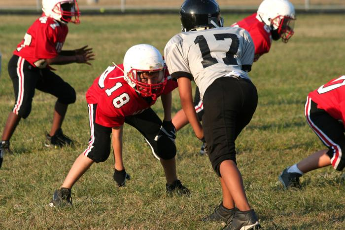 Information about football for kids