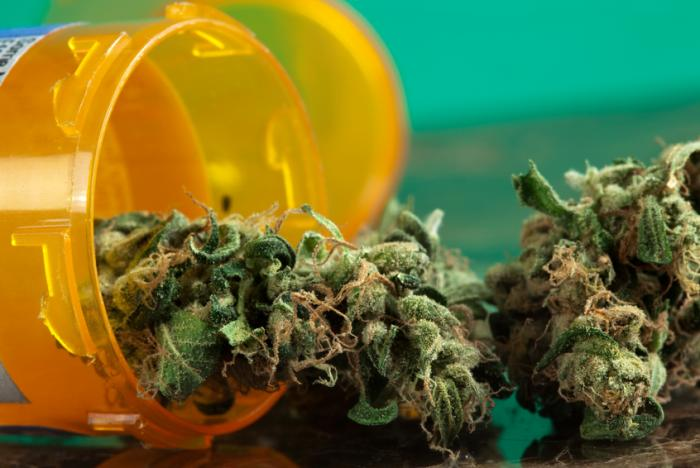 Marijuana may help combat substance abuse, mental health disorders