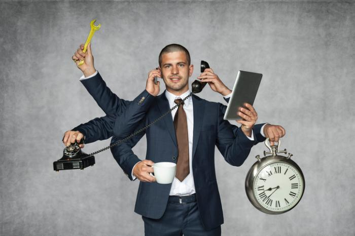 Why men might find multitasking more challenging