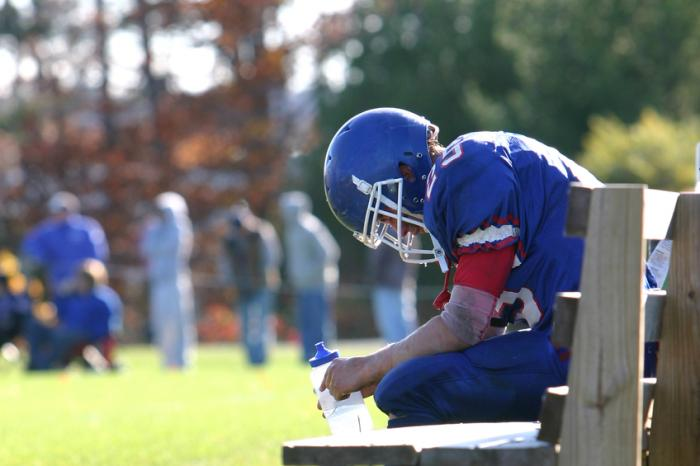 Blood protein may serve as marker of concussion severity