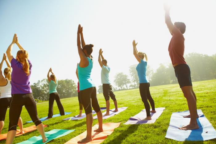 Medical News Today: Is Yoga a Helpful Treatment for Fibromyalgia?