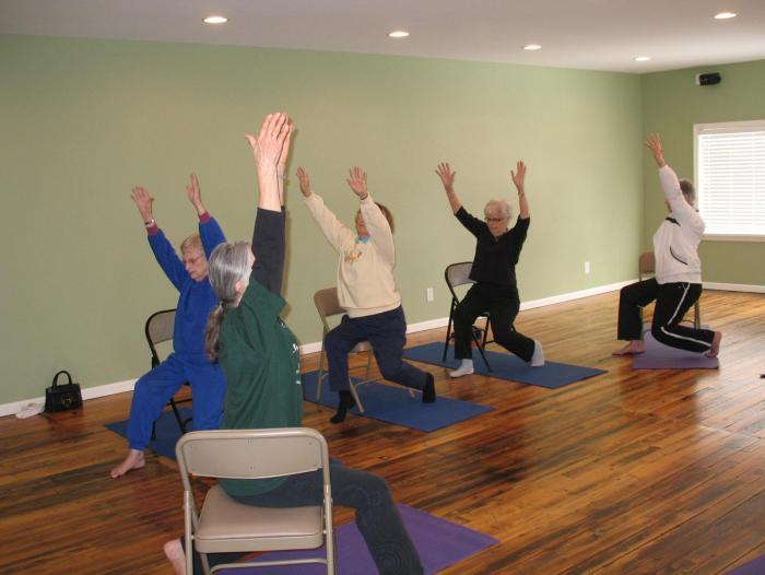 Can Chair Yoga Relieve Osteoarthritis Pain