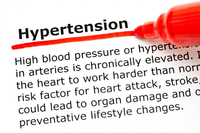 New Guidelines Raise Upper Hypertension Limit For Otherwise Healthy