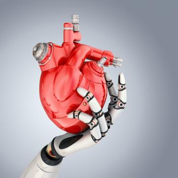 'Soft robot' designed to pump failing hearts