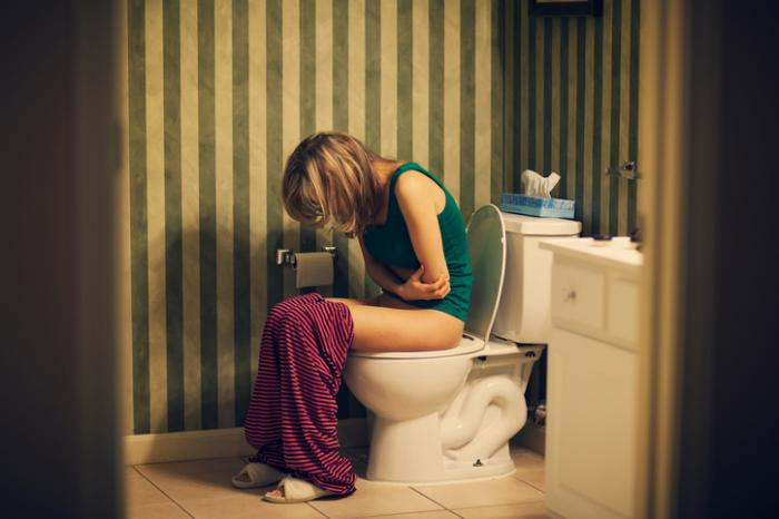 how to help with uti and going to the toilet