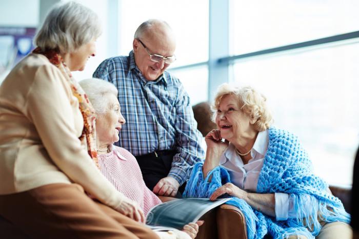 Chat older women
