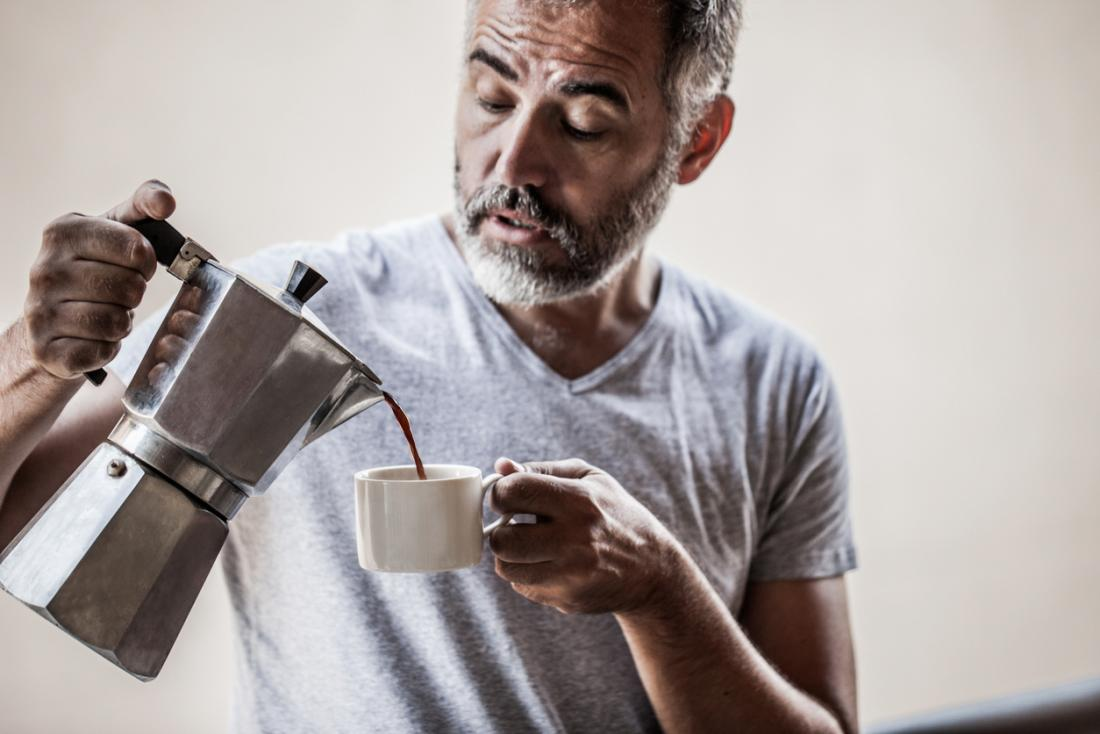 Italian Style Coffee Could Halve The Risk Of Prostate
