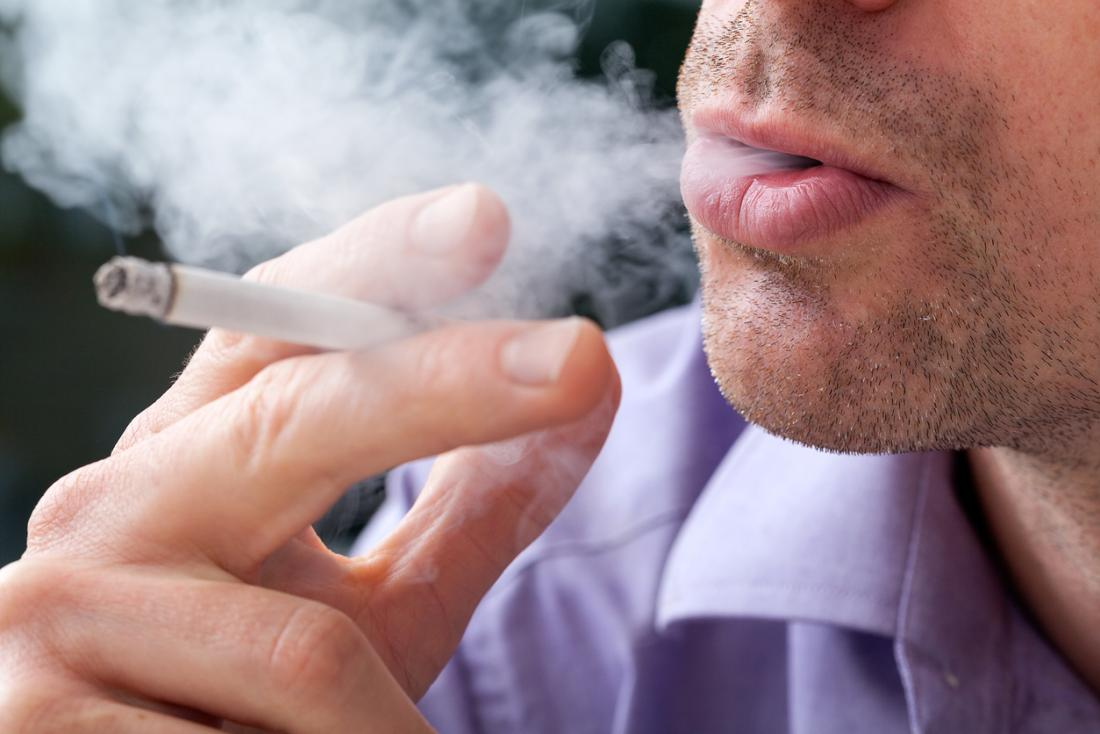 Smokers with low muscle mass may be likelier to die