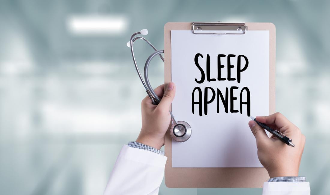 Obstructive sleep apnea might lead to irregular heartbeat