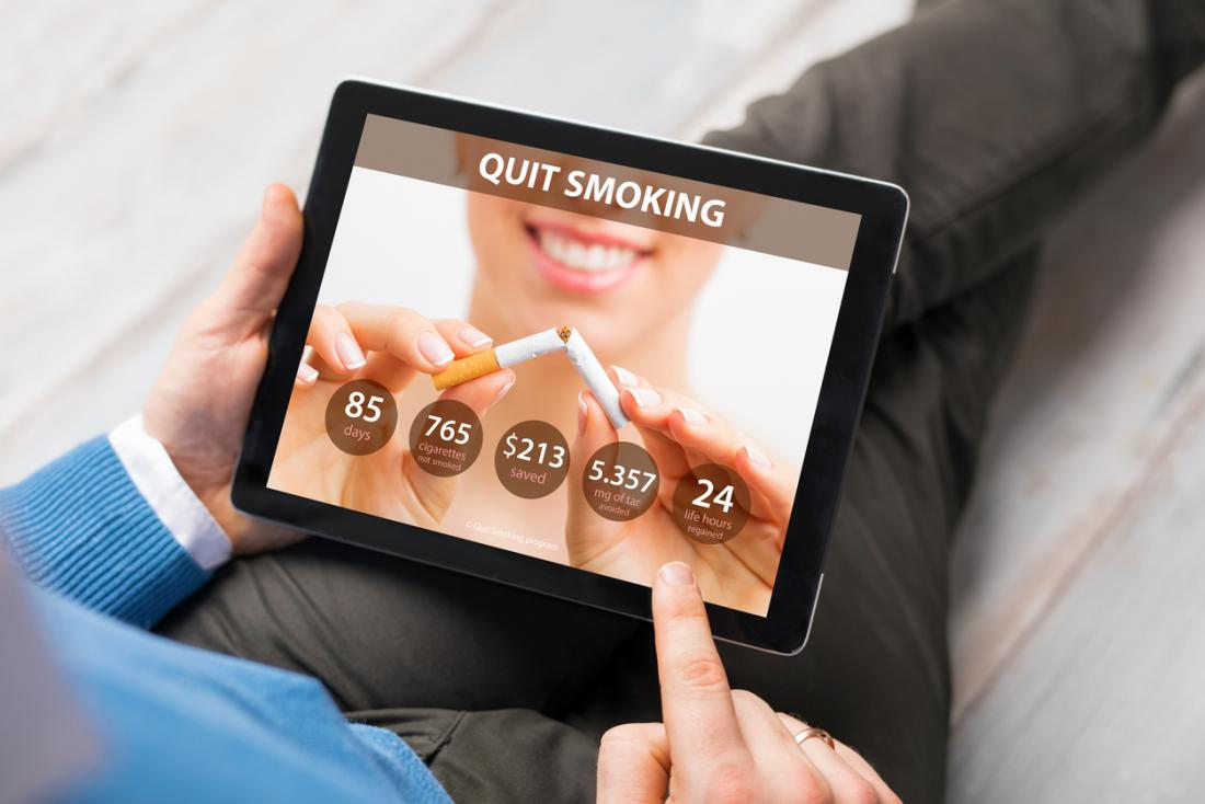 Medical News Today: Best apps for quitting smoking