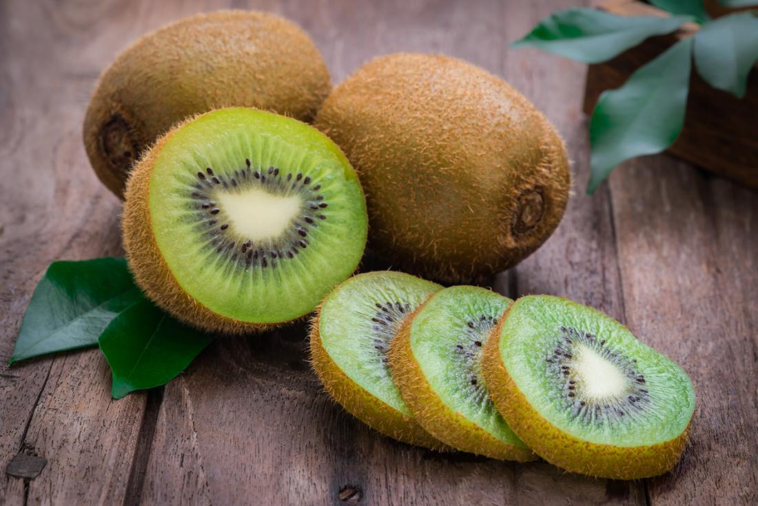 Kiwi - Fotos: Google Imagens - Alimentação Saudável no Verão