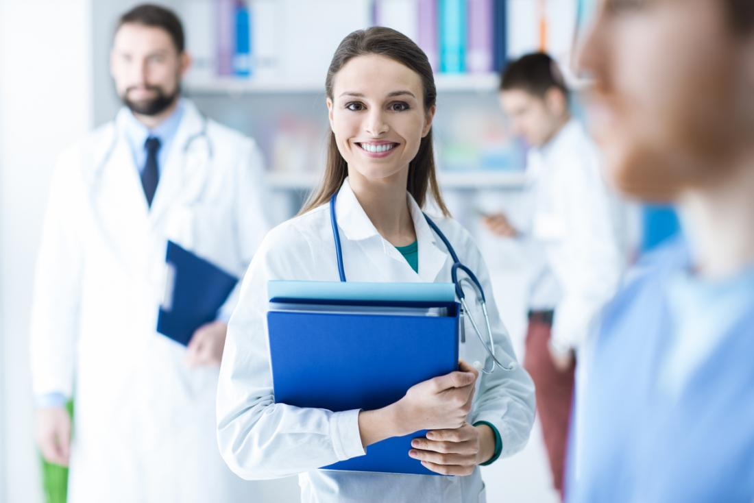 Success As A Female Doctor What Is The Recipe