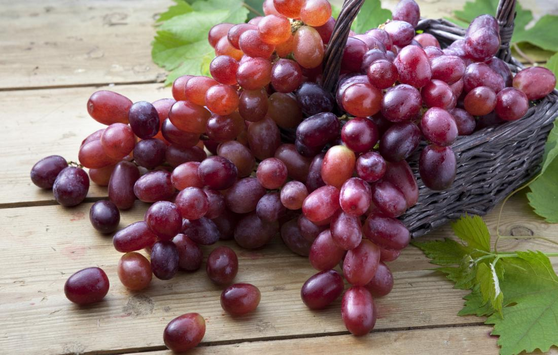 Image result for red grapes
