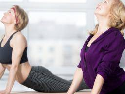 Can yoga help with chronic back pain?