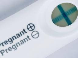 Evaporation line on a pregnancy test: What to know