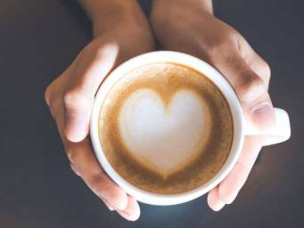 Could coffee stop clogged arteries?