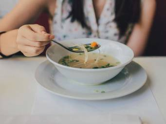 Пикантный стартер может помочь вам сделать лучший выбор продуктов питания
