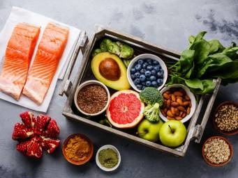 Experts advise 'healthful range' rather than 'variety of foods'