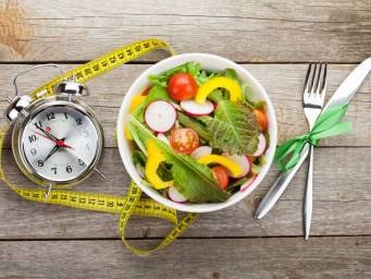 Can simply changing your meal times help you lose more weight?