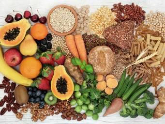 Eating fiber can delay brain aging