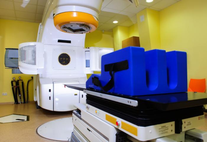 cancer radiation machine