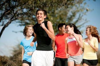 Teen Jogging 20