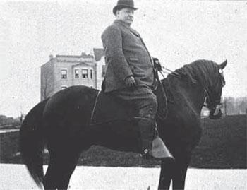 William Howard Taft Full Body William h  taft on horsebackWilliam Taft Full Body