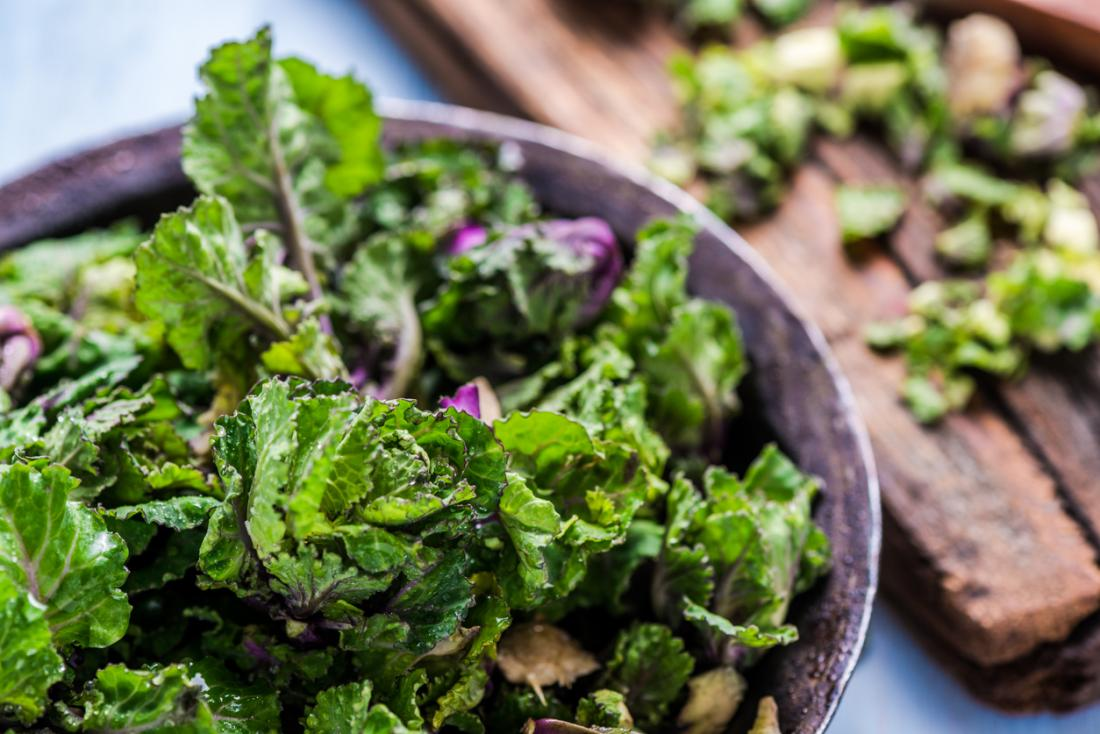 What is kale good for your health