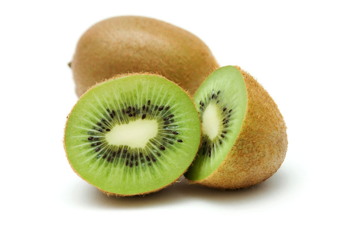 A selection of kiwifruit