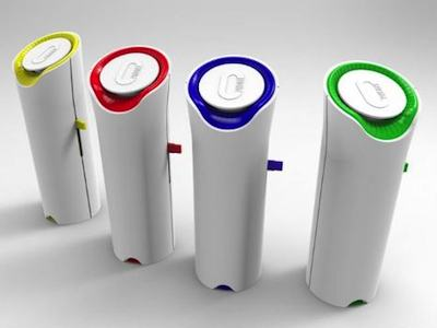 4 different color oPhones