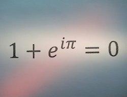 Leonhard Euler's identity equation