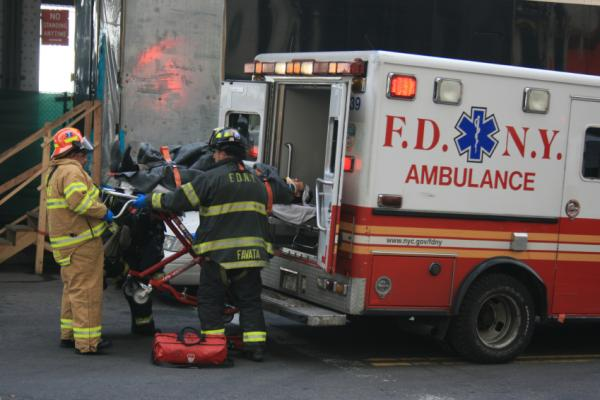 NY Fire department