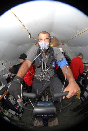 Everest Base Camp test