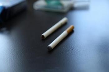 E-Cigarette and Combustible Cigarette