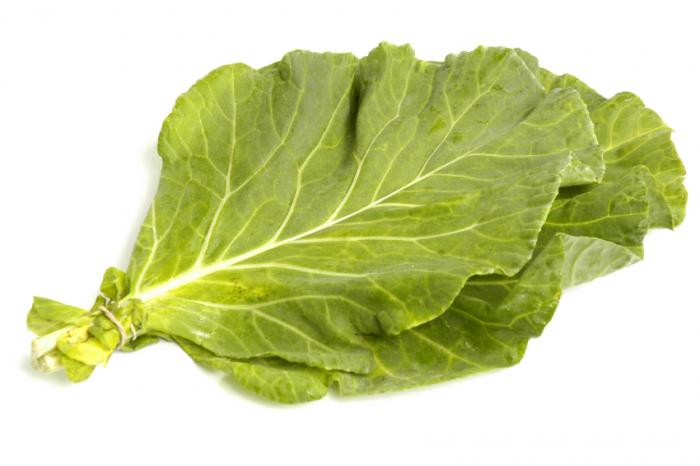 Collard greens are an extremely rich source of vitamin K and also ...