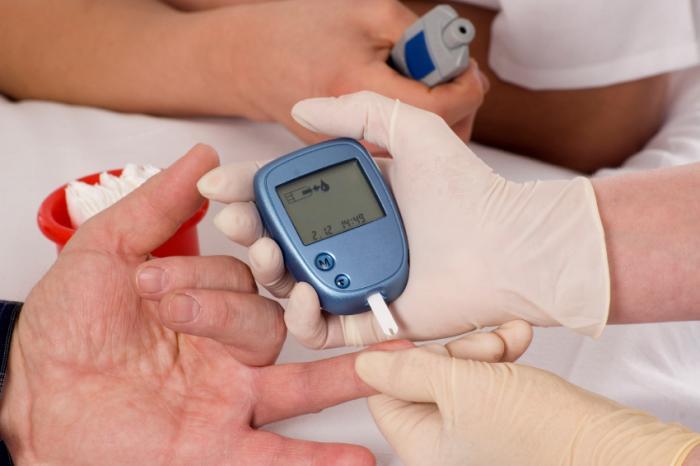 Diabetes monitoring.