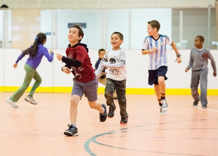 Make physical activity part of kids routine during
